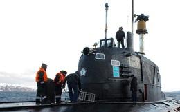 Chiến công kỳ lạ: Tàu ngầm hạt nhân Nga tiêu diệt tàu Mỹ mà không tốn một viên đạn