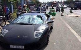 Siêu xe độc nhất ở Việt Nam tông chết người