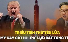 Triều Tiên thử tên lửa: Mỹ gay gắt nhưng lực bất tòng tâm?