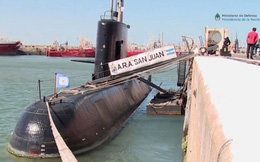 Chuyên gia Nga phân tích về vụ nổ trên tàu ngầm Argentina mất tích