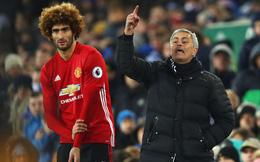 Man United mất sạch tiền đạo, Mourinho tính dùng bài của Van Gaal đấu Chelsea