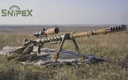 """Súng bắn tỉa """"Thợ săn Tê giác"""" của Ukraine có gì đặc biệt?"""