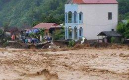 Lũ quét khủng khiếp ở Yên Bái, Sơn La