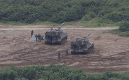 24h qua ảnh: Binh sĩ Hàn Quốc tập trận sát biên giới với Triều Tiên