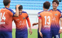 Xuân Trường thú nhận đầy bất ngờ về bàn thắng đầu tiên cho Gangwon FC