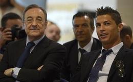"""Hiệp ước ngầm ngăn cản Real Madrid """"mua cả thế giới"""""""