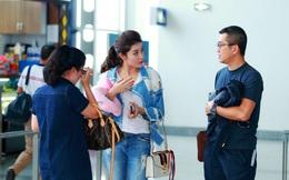 Mẹ Huyền My bỏ công việc, đưa con gái đi Myanmar đóng phim
