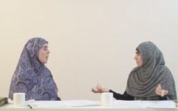 Quan điểm của hai người phụ nữ Hồi giáo về bạo lực gia đình bị xã hội lên án nặng nề