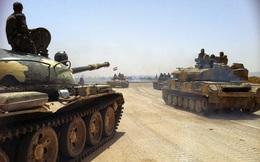 Thừa thắng, Nga-Syria không tha, quyết hủy diệt IS: Lực lượng tinh nhuệ xốc tới Al-Bukamal