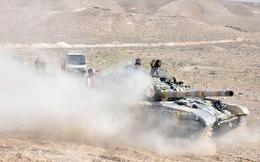 Nga - Mỹ chạy nước rút cho cuộc đua ở Palmyra, Mosul