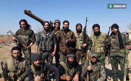 """Quân Syria """"lội ngược dòng"""" ngoạn mục ở Deir Ezzor, toán lính IS trốn dưới hầm bị tóm gọn"""