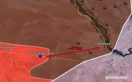 Đặc nhiệm Nga xung trận cùng quân đội Syria chiếm chốt IS tại Deir Ezzor