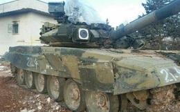 """""""Lửa thử vàng"""": Không ngã qụy ở chiến trường khốc liệt Syria - Xe tăng T-90 tuyệt vời!"""