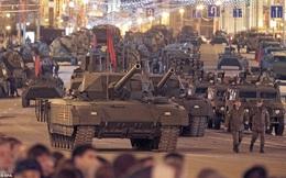 Quân đội là then chốt trong chính sách đối ngoại của Nga: Ông Putin cầm con dao hai lưỡi