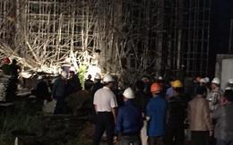 Sập công trình ở Đà Nẵng, 5 người được đưa ra ngoài