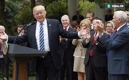 """Lật ngược thế cờ trước Obamacare bằng """"chất riêng"""", Trump thắng lợi hoàn toàn xứng đáng"""