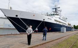 Thiết bị tối tân của Nga không thể đến khu vực tìm kiếm tàu ngầm Argentina mất tích