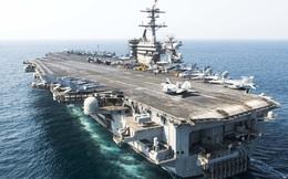 Mỹ điều tàu sân bay thứ 2 với 7.500 lính đến gần bán đảo Triều Tiên