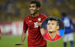 """Lương """"khủng"""" của cầu thủ Thái Lan khiến V.League phải ngước nhìn"""