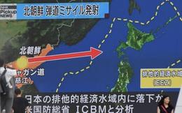 Lần đầu tiên sau 19 năm, Triều Tiên phóng thành công tên lửa qua Nhật Bản