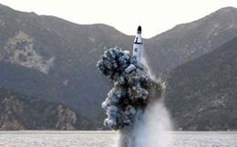 Mỹ tự tin đủ khả năng đẩy lui các tên lửa đạn đạo của Triều Tiên