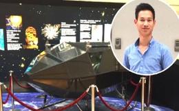 """""""Phi thuyền không gian"""" của Phạm Gia Vinh có thể tạo đột phá trong nghiên cứu quốc phòng!"""