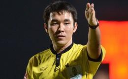 PCT VFF Trần Quốc Tuấn nói gì về trọng tài trận Hà Nội gặp Quảng Nam vừa bị bắt giữ?