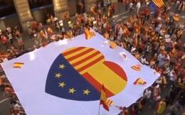 Thấm đòn, xứ Catalan ớn lạnh về việc đòi độc lập