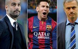 Thành Manchester đại chiến vì Lionel Messi