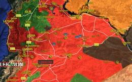 Quân đội Syria giành lại thành phố Quraytayn, IS tẩu thoát vào sa mạc