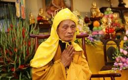 Đại lão Hòa thượng Thích Phổ Tuệ 100 tuổi được tái suy tôn Pháp chủ Giáo hội PGVN