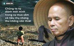 Thông điệp của Thiền sư Thích Nhất Hạnh gửi đến Liên Hiệp Quốc về vấn đề biến đổi khí hậu