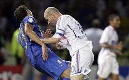 Từ pha 'thiết đầu công' của Zidane tới cú đấm của Samson