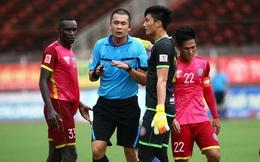 Con trai ông Nguyễn Văn Mùi bất ngờ bị loại khỏi vòng 10 V-League