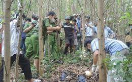 Phát hiện thi thể người đàn ông chết bất thường trong rừng