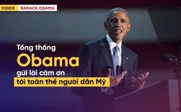 [Video Vietsub] Obama: Các bạn khiến tôi trở thành một Tổng thống tốt hơn, một người tốt hơn!