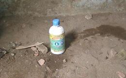 Nam Định: Nữ sinh THCS uống thuốc diệt cỏ tự tử