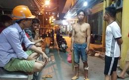 Hà Nội: Sập giàn giáo chung cư 16 tầng, 3 người bị thương