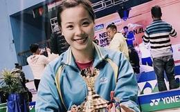 """19 tuổi, """"hot girl cầu lông Việt Nam"""" đã sở hữu một loạt Huy chương vàng rồi"""