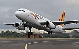 Phát hiện mùi cháy, máy bay Tiger Air hạ cánh khẩn cấp xuống Tân Sơn Nhất