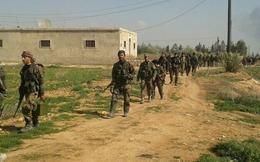 Thắt chặt vòng vây IS, đặc nhiệm Syria chuẩn bị giải phóng thành phố chiến lược Deir Ezzor