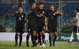 U18 Việt Nam sẽ sớm chạm trán Thái Lan ngay tại vòng bán kết giải ĐNÁ?