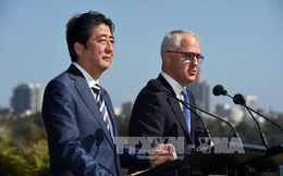 Australia, Nhật Bản đẩy nhanh bỏ phiếu TPP nhằm gây sức ép với Mỹ