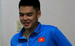 """Cầu thủ U20 Việt kiều: """"Tôi quyết tâm ghi điểm với HLV Hoàng Anh Tuấn"""""""
