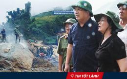 TIN TỐT LÀNH ngày 7/8: Phó thủ tướng đội mưa và những thợ mộc làm việc xuyên trưa ở Mù Cang Chải