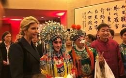 Bloomberg: Chuyến chúc tết của Ivanka là sự sắp xếp bí mật của con rể Trump và Bắc Kinh