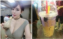 """Chỉ vì một ly trà sữa, chàng trai Hà Nội bị người yêu """"cắm sừng"""" để ngả vào lòng người cũ"""