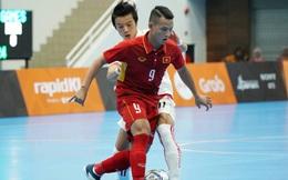 Thắng 8-0, Việt Nam sống lại hi vọng đi tiếp tại giải đấu châu lục