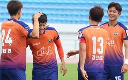 Xuân Trường trở lại, Gangwon FC mất điểm trước đối thủ hạng dưới