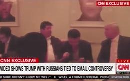 Lộ video cho thấy ông Donald Trump có quan hệ thân tình với tỷ phú Nga
